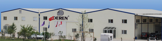Deren Chemical Factory