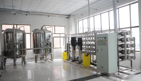 Water Preparation Systems
